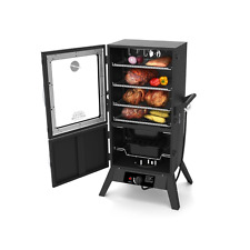 Smoke Hollow 38205GW  38 Inch  Propane Gas Smoker BBQ  with Window