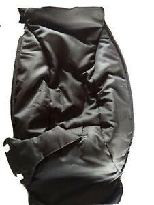 4Moms MamaRoo Baby Infant Seat Replacement Cover Black Never Used Fits 1026 1037