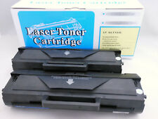 2pK MLT-D104L Toner Cartridge for SamSung SCX 3218 3217 3200 3210 ML1661 ML1666