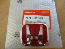 Genuine Honda Civic Tipo R portellone BADGE EMBLEMA 2001-2005