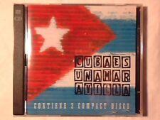 2CD Cuba es una maravilla 1-2 LUIS MARTINEZ GRINAN PIO LEIVA COME NUOVO LIKE NEW