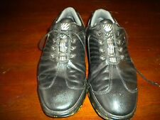 Mens Footjoy Sport Black Golf Shoes 11 M