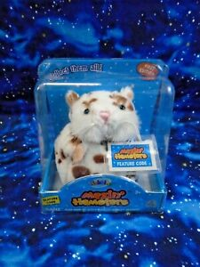 Webkinz Mazin Hamsters COOKIE WE000775 NEW Sealed Code