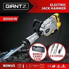 Giantz 3000W Jack Hammer Demolition Jackhammer Electric Concrete Commercial