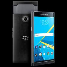 "Blackberry Priv Phone 32GB 4G 18MP Android Qualcomm Smartphone 5.4"" 3410mAh New"