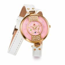 Anime Sailor Moon Usagi Tsukino Moon Prism White Watch Waterproof Customized