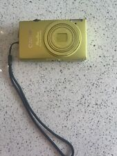 Canon PowerShot ELPH 110 HS / IXUS 125 HS 16.1MP Digital Camera - Yellow