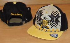 Wichita State Shockers Ugly Sweater Ear Flaps Strapback Trooper Hat Cap Men's
