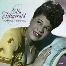 Ella Fitzgerald - Romance & Rhythm [New CD] UK - Import