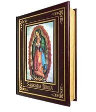 Sagrada Biblia Catolica Latinoamericana Familiar Virgen De Guadalupe