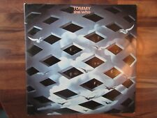 The Who Tommy Two 2 VINYL LP Record Album Set Decca 1975