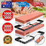 3000/8000 Dual Whetstone Waterstone Knife Sharpening Water Wet Stone Sharpener