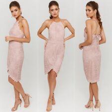 Beautiful Lace Dress Size 12 Cocktails Party Pastel