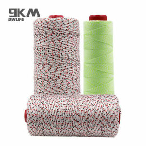 50-500lb Braided Dacron Line for Fishing Line Backpacking Cord Low Stretch