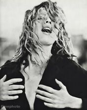 1987 Vintage Kim Basinger By Herb Ritts Movie Film Actress Model Photo Art 16x20