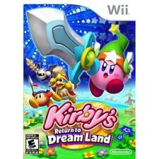 Kirby's Return to Dream Land - Wii
