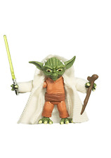 STAR Wars Yoda il Clone Wars Action Figure
