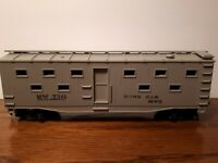 Train-Miniatures HO Chesapeake & Ohio 42' Bunk Car #5526