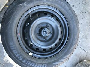 Toyota Hilux Workmate Wheels