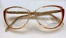 YSL YVES SAINT LAURENT VTG MEMPHIS Eyeglasses Lunette Brille Occhiali Gafas
