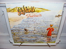 Genesis LP Foxtrot 80's re-issue VG/VG+
