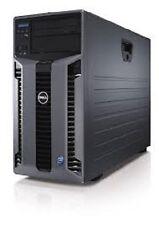 DELL POWEREDGE T610 4 CORE 2GHZ TOWER SERVER E5504 16GB 3X 146GB SAS HDD PERC 6i