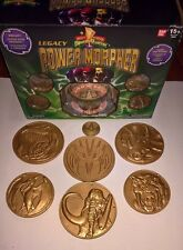 Original Power Ranger Morpher w/ Dragonzord coin and chest replicas Discontinued