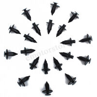 Motorcycle Fairing Panel Fastener Clips 6mm & 7mm Plastic Rivet For Suzuki