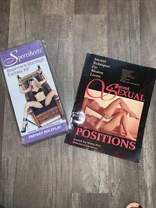 Beginner's Bondage Fantasy Kit & Sexual Positions Book