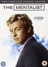 The Mentalist Season 2 [DVD][Region 2]