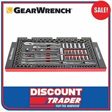 GearWrench 120XP™ EVA 94 Piece Metric & Imperial 6 & 12 Point Socket Set 83071N