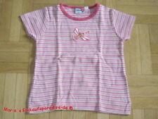 Gestreifte Größe 122 T-Shirts für Mädchen
