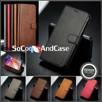 Etui Coque Housse Qualité Cuir PU Leather stand wallet case cover Xiaomi Redmi 9