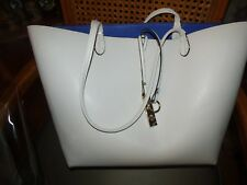 Fabriano Italia Off White Handbag NWT