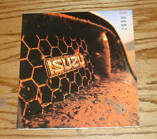 Original 2000 Isuzu Full Line Foldout Sales Brochure 00 Rodeo Trooper