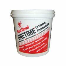 RED DEVIL stucco premiscelato alleggerito per interno ed esterno 1 litro