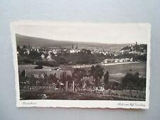 Ansichtskarte Montabaur Blick vom Hof Rossberg 30/40er