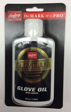 Rawlings Baseball Softball Glovolium Glove Oil Treatment Advanced Formula Bottle