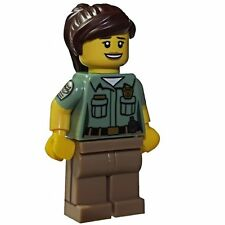 col235 LEGO® Minfigur Animal Control  - Minifig only NEU