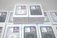 New! Apple iPod classic 6th Generation 80GB MP3 Player Silver (Latest Model)