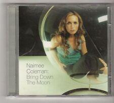 (FZ527) Naimee Coleman, Bring Down The Moon album sampler - 2000 DJ CD