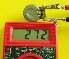 VINTAGE 1981 FENDER STRATOCASTER BULLET U.S.A. GUITAR POT 250K CLAROSTAT GOOD