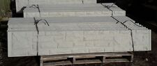 6 ft  x 1ft - Top Quality Concrete Gravel Boards - MADE WITH PEBBLES / BALLAST