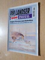 Der Landser SOS Nr.54 - Gegen Piraten und Rebellen