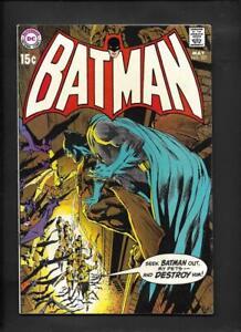 Batman 221 VF 8.0 Hi-Res Scans