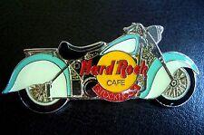 HRC Hard Rock Cafe Stockholm Indian Aqua Fender LE1000 Motorcycle