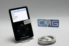 Apple iPod classic 5. Generation Schwarz 60GB 5G ( gebraucht , guter Zustand)