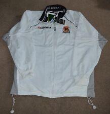 NWT Buffalo Stampede Basketball ACPBL Team Issued Shooting Shirt Track Jacket 3x