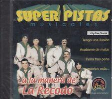 Banda El Recodo Super Pistas Karaoke New Nuevo Sealed