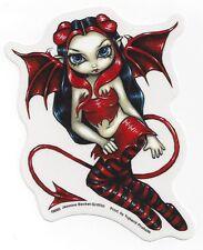 Devil Fairy Sticker Devilish Faery Car Decal Jasmine Becket-Griffith Strangeling